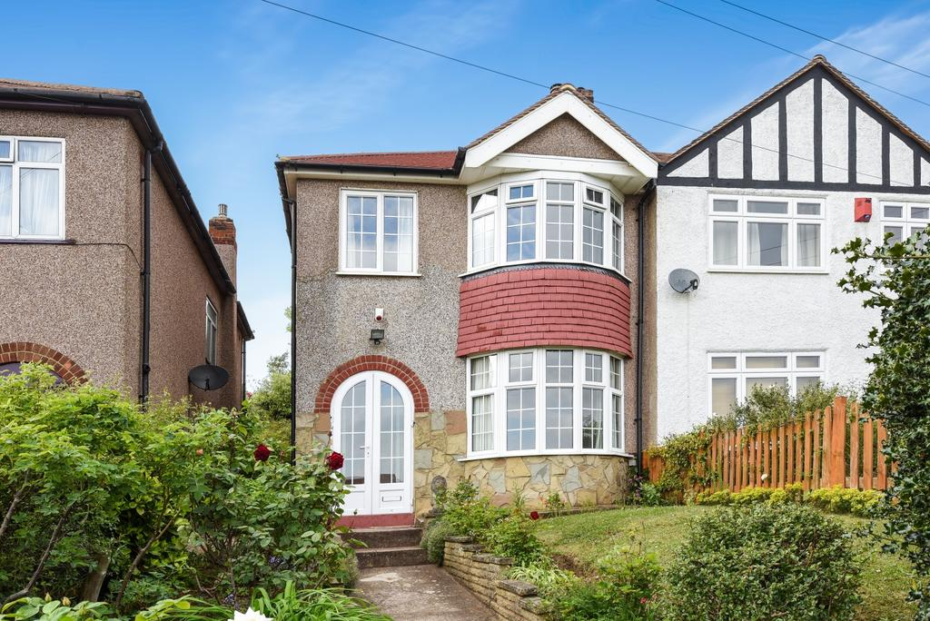 3 Bedrooms Terraced House for sale in Overhill Road East Dulwich, London SE22