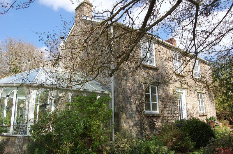 3 Bedrooms Detached House for sale in Brockweir Common, Chepstow