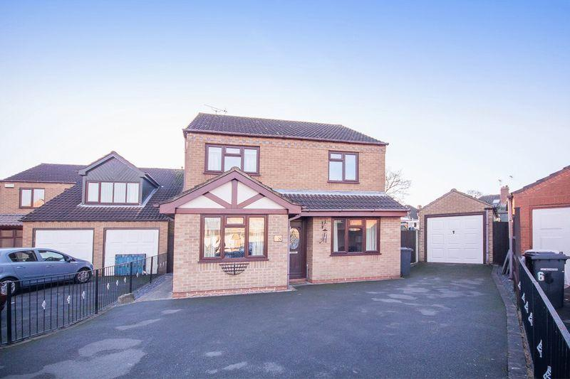4 Bedrooms Detached House for sale in TAVERNERS CRESCENT, LITTLEOVER