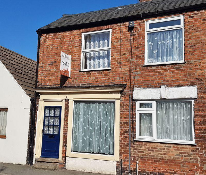 2 Bedrooms Semi Detached House for sale in South Street, Alford