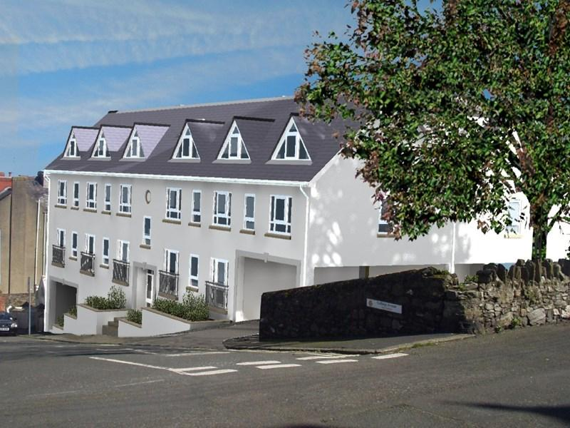 2 Bedrooms Apartment Flat for sale in 2 Chapel Court, Gellings Avenue, Port St Mary