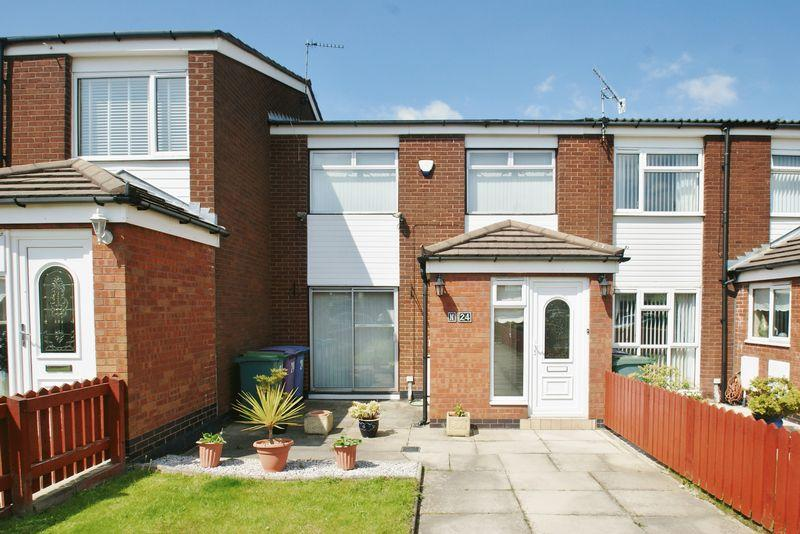 3 Bedrooms Terraced House for sale in Lloyd Close, Liverpool