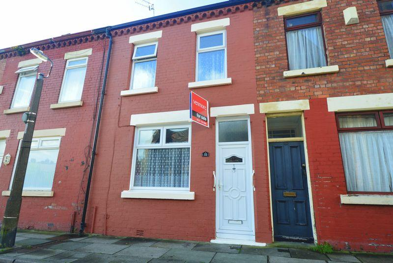 3 Bedrooms Terraced House for sale in Earp Street, Garston