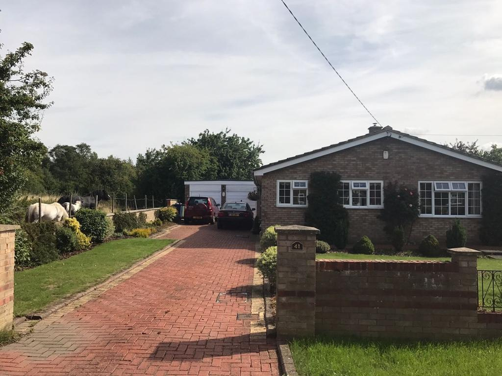 3 Bedrooms Detached Bungalow for sale in High Street, TADLOW, SG8