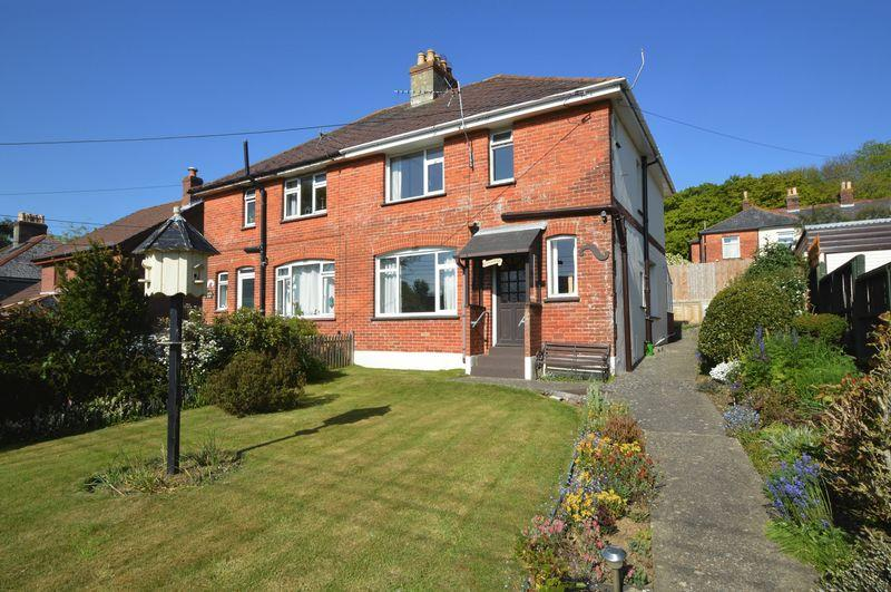 3 Bedrooms Semi Detached House for sale in WROXALL