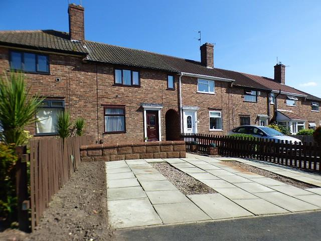 2 Bedrooms House for sale in Roscoe Crescent, Weston Point, Runcorn