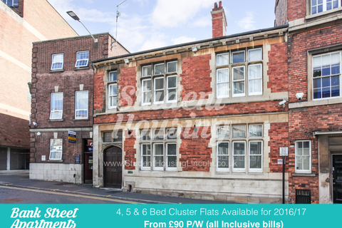 5 bedroom apartment to rent - 2-6 Bank Street, LINCOLN LN2