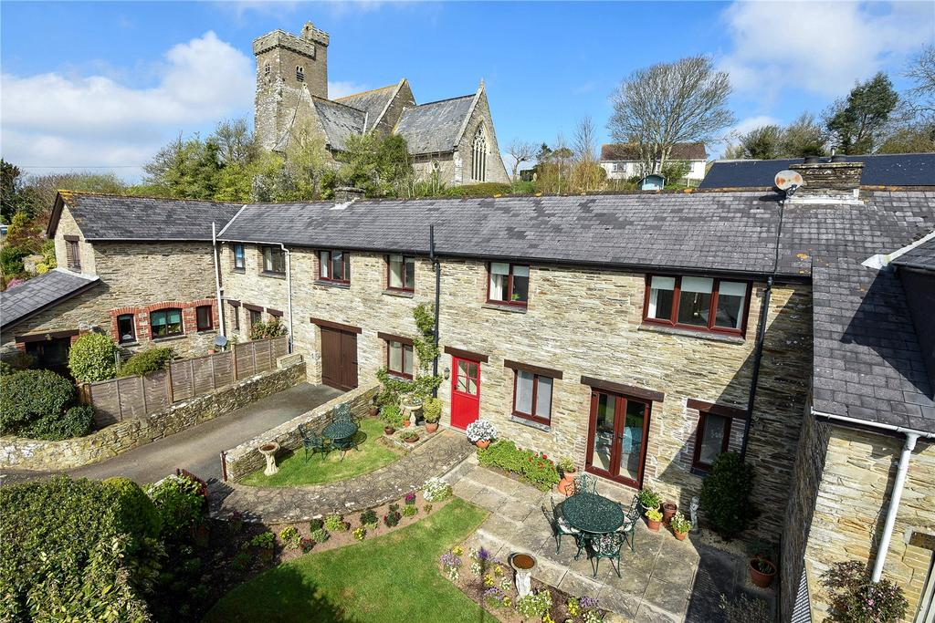3 Bedrooms Barn Conversion Character Property for sale in Charleton Court Barns, West Charleton, Kingsbridge, Devon, TQ7