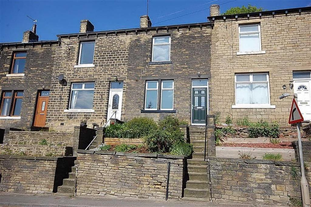 2 Bedrooms Terraced House for sale in Park Road, Elland, HX5