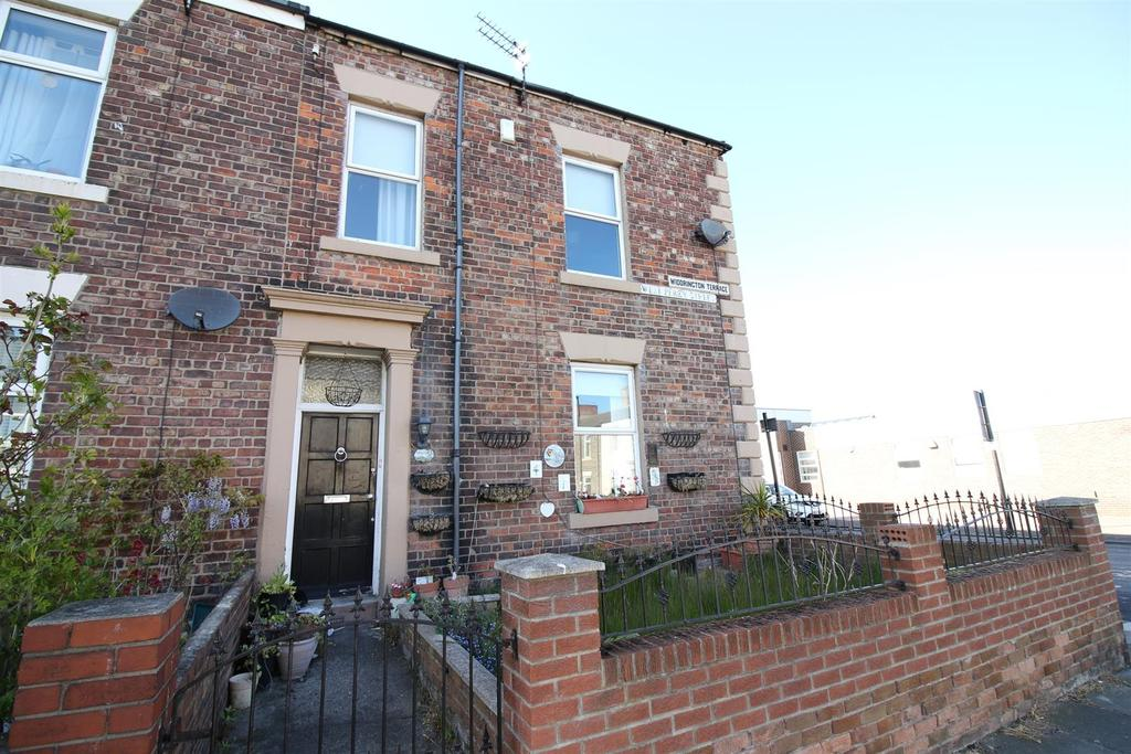 2 Bedrooms Terraced House for sale in Widdrington Terrace, West Percy Street, North Shields