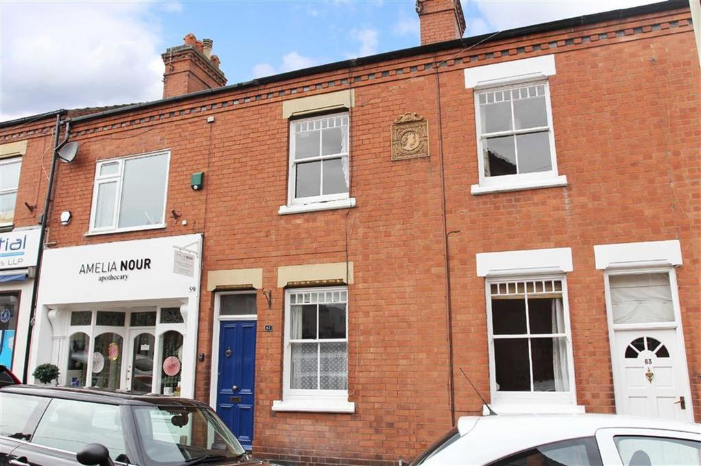 2 Bedrooms Terraced House for sale in Francis Street, Stoneygate, Leicester