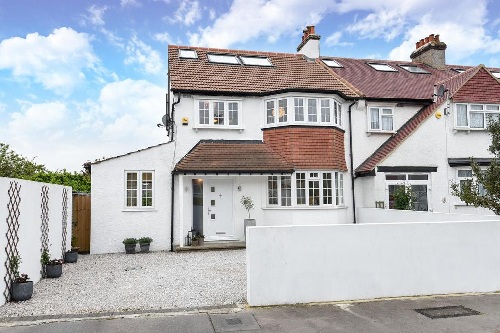 5 Bedrooms Semi Detached House for sale in The Chase, Streatham Common