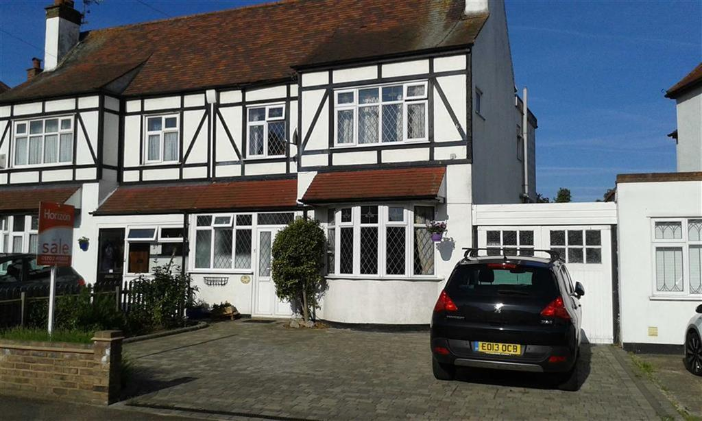 3 Bedrooms Semi Detached House for sale in Mayfield Avenue, Prittlewell, Essex