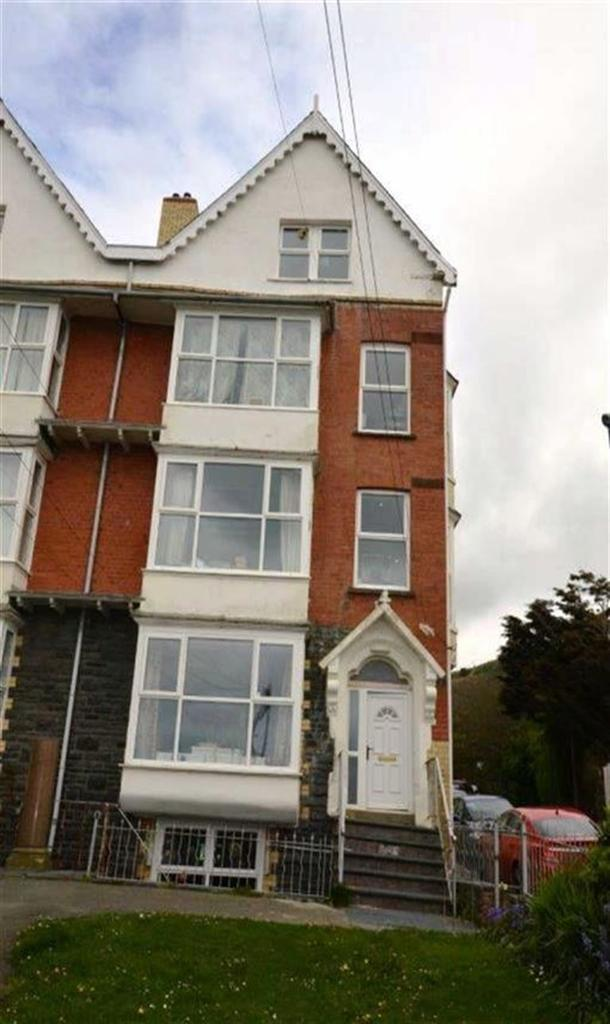 Flat for sale in 4 Ael Y Don, Cliff Terrace, Aberystwyth, SY23