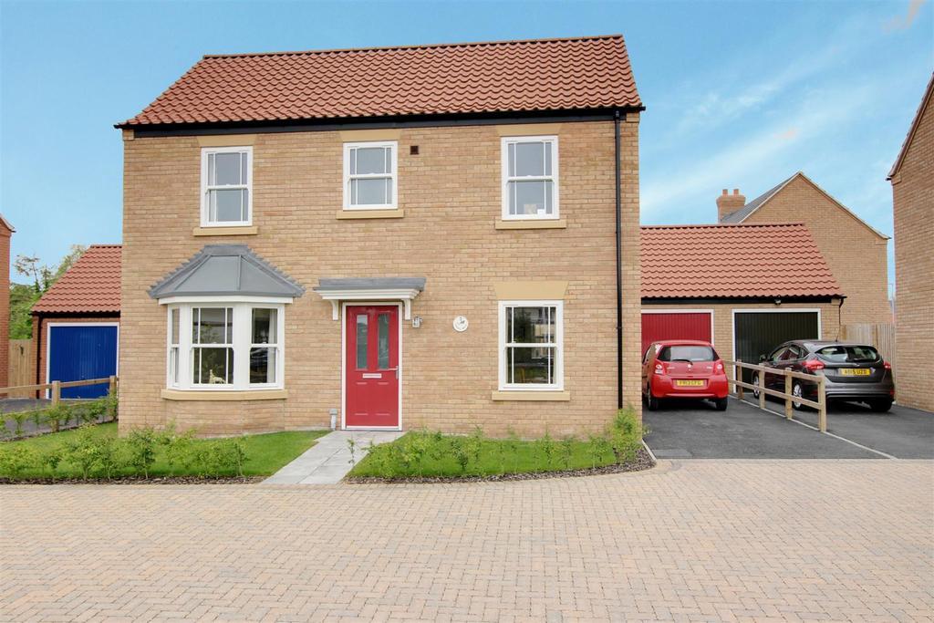 3 Bedrooms Detached House for sale in 3 Hazel Walk, Alford