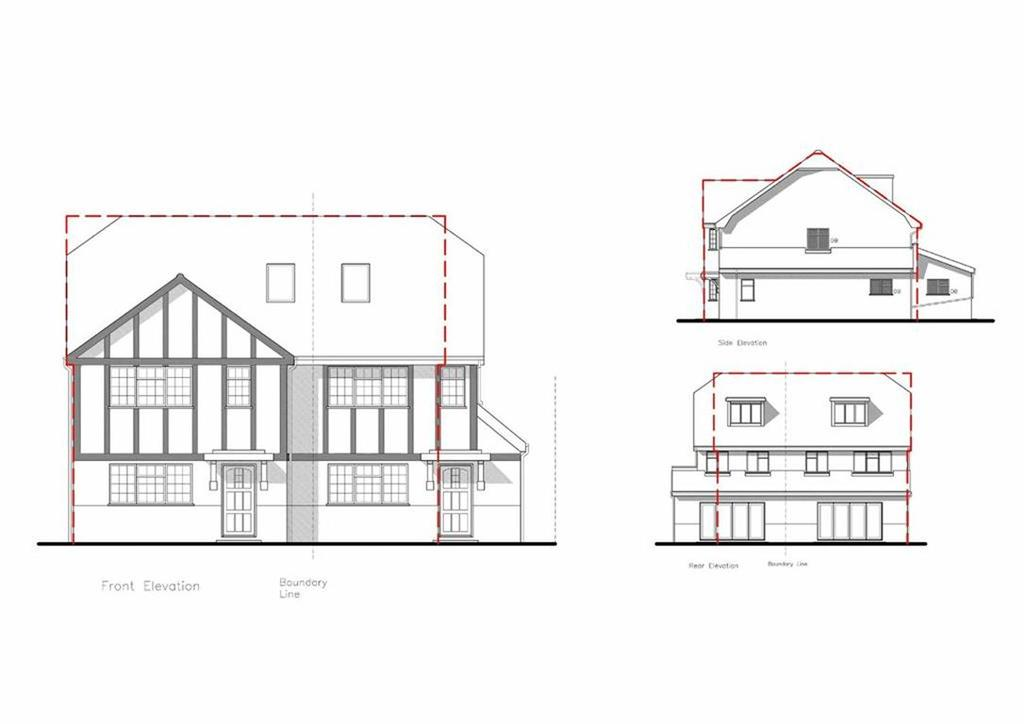 Residential Development Commercial for sale in Clifford Road, New Barnet, Hertfordshire