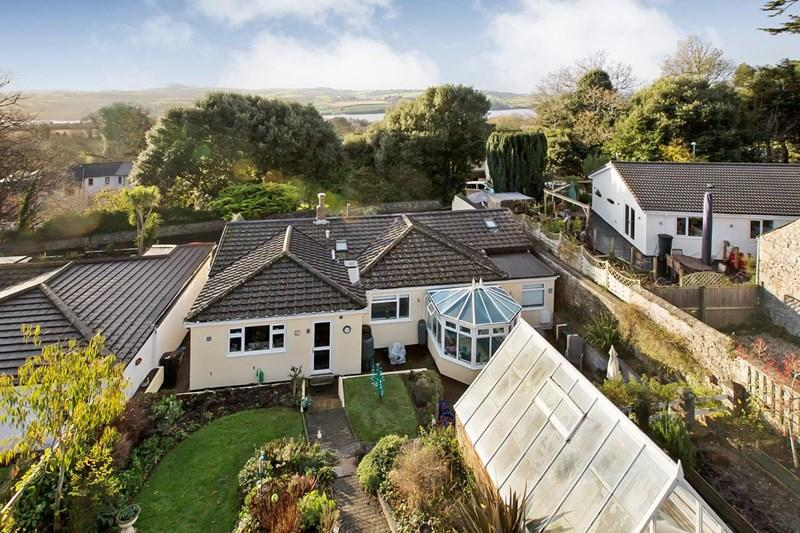 4 Bedrooms Detached Bungalow for sale in The Drive, Newton Road, Bishopsteignton, Teignmouth