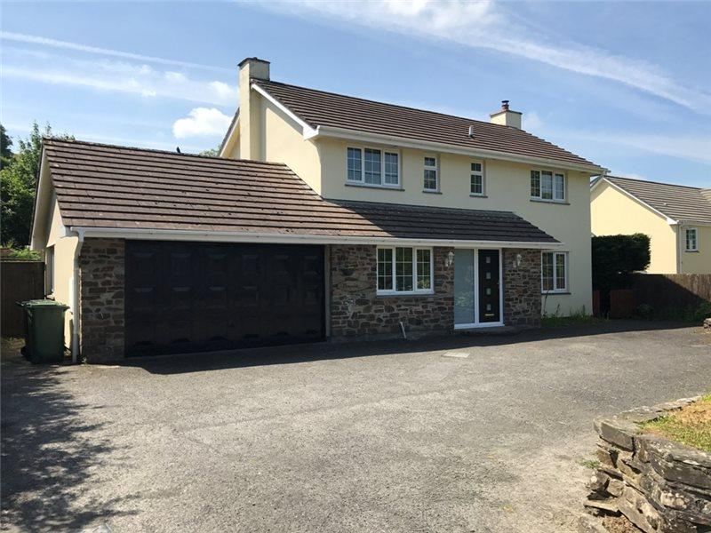 4 Bedrooms Detached House for sale in Brayside, Brayford, EX32 7QJ