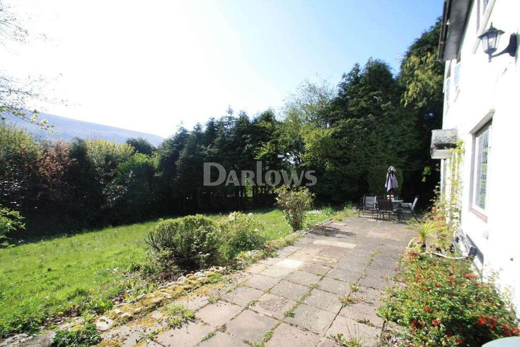 4 Bedrooms Detached House for sale in Caddicks Row, Blaina, Abertillery, Gwent