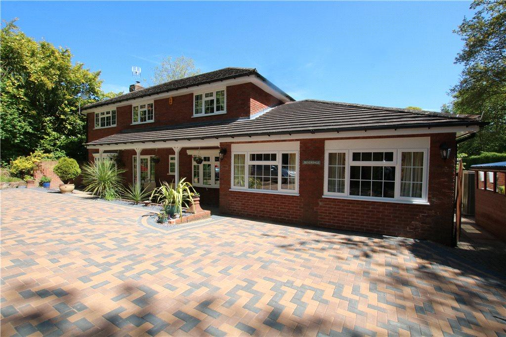 5 Bedrooms Detached House for sale in Torrs Close, Southcrest, Redditch, Worcestershire, B97