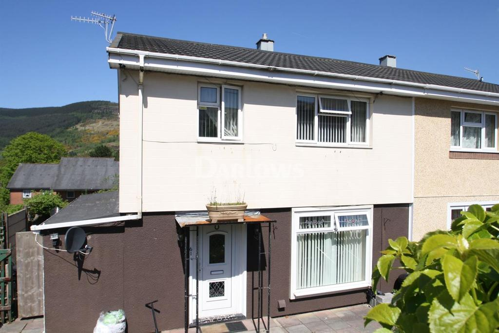3 Bedrooms Semi Detached House for sale in Kennard Street, Ton Pentre
