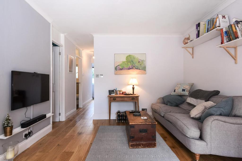 1 Bedroom Flat for sale in Mayford Road, Balham, SW12