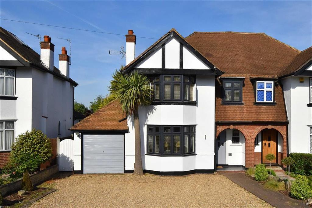 4 Bedrooms Semi Detached House for sale in Sefton Road, Petts Wood, Kent
