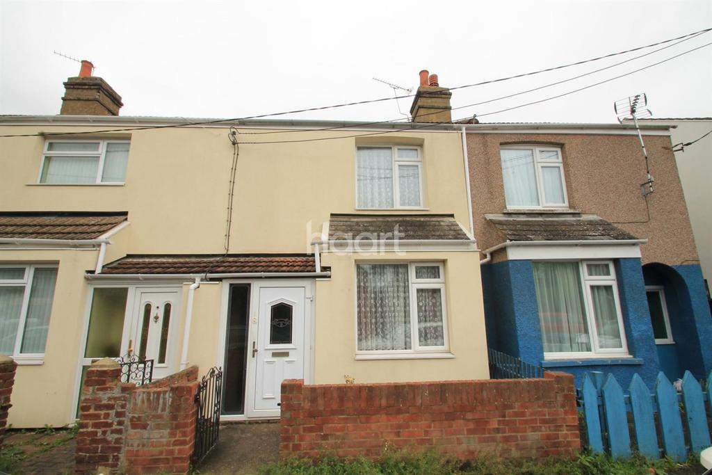 3 Bedrooms Terraced House for sale in Second Avenue, Queenborough