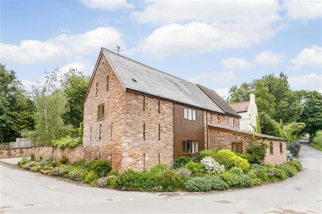4 Bedrooms Barn Conversion Character Property for sale in Linton, Ross-on-Wye, Herefordshire