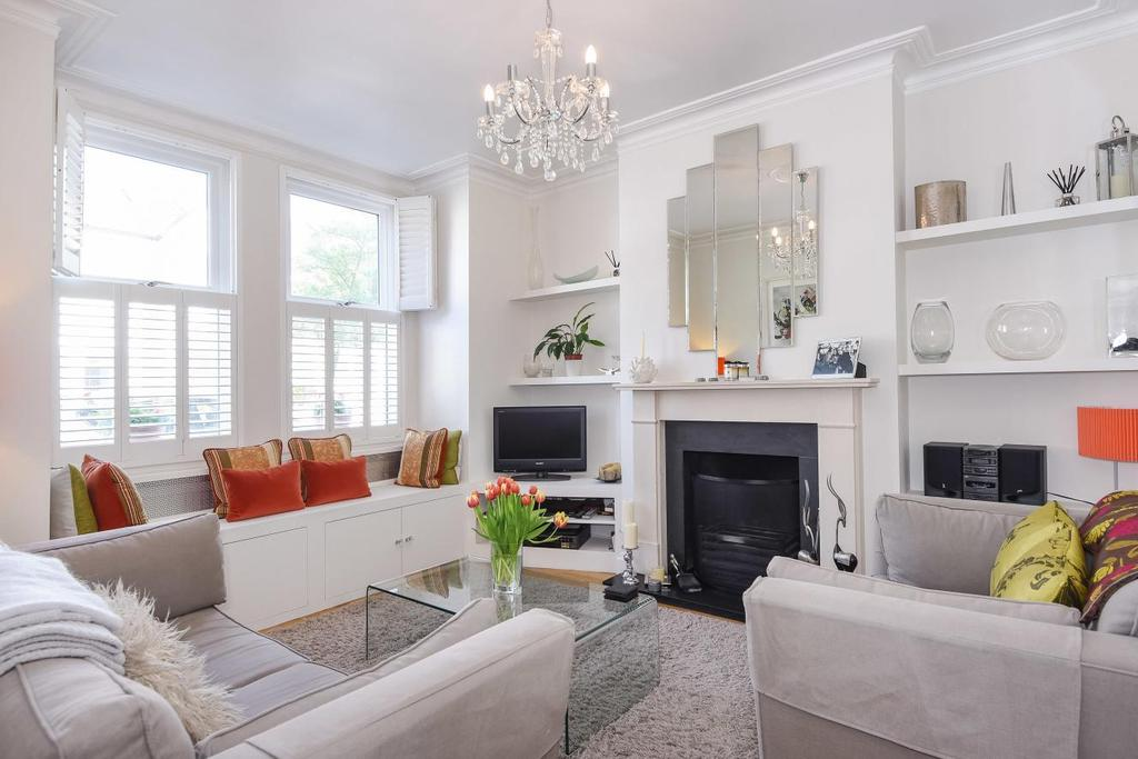 2 Bedrooms Maisonette Flat for sale in Salvin Road, Putney