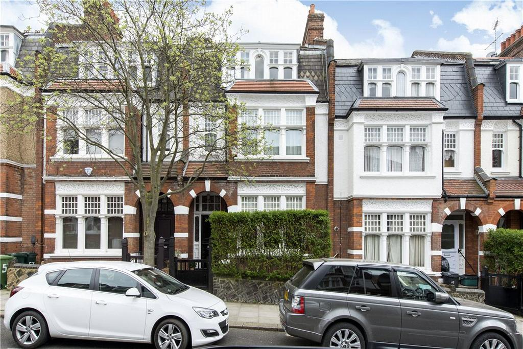 6 Bedrooms Terraced House for sale in Glenmore Road, Belsize Park, London, NW3