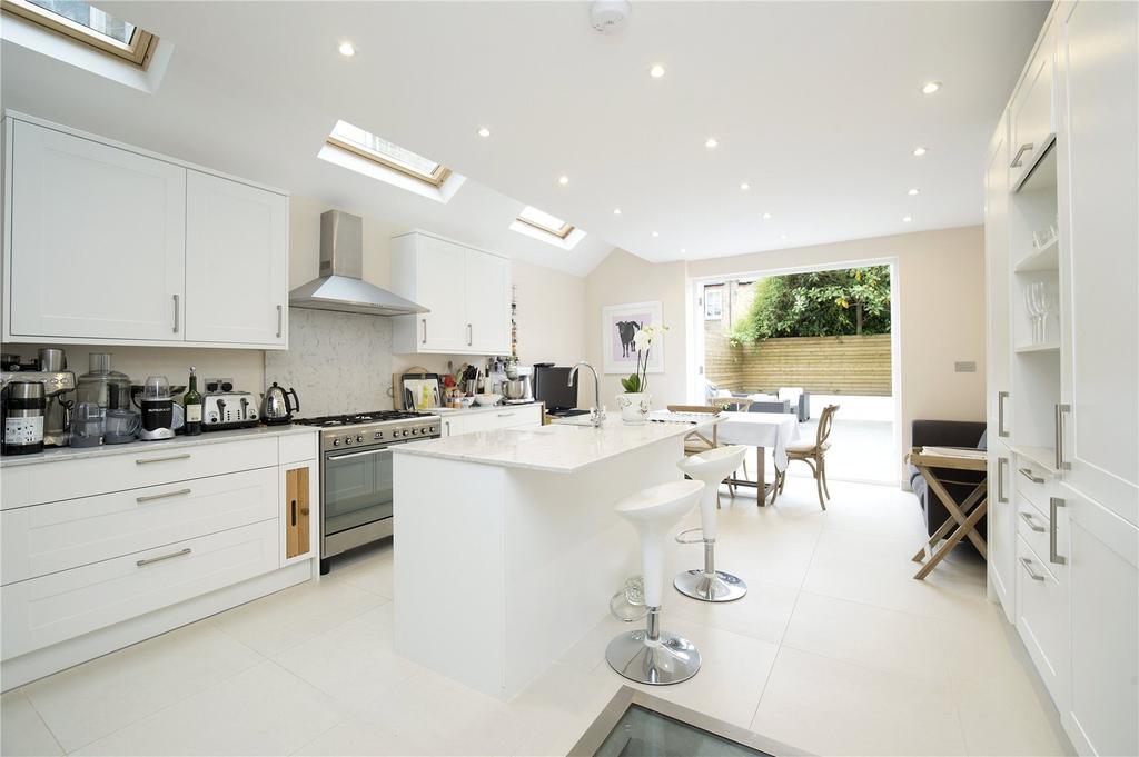 4 Bedrooms Terraced House for sale in Beltran Road, London