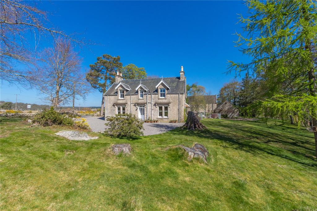 5 Bedrooms Detached House for sale in Farr, Inverness