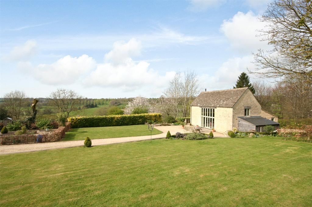 3 Bedrooms Detached House for sale in Lower Nashend, Bisley, Stroud, Gloucestershire