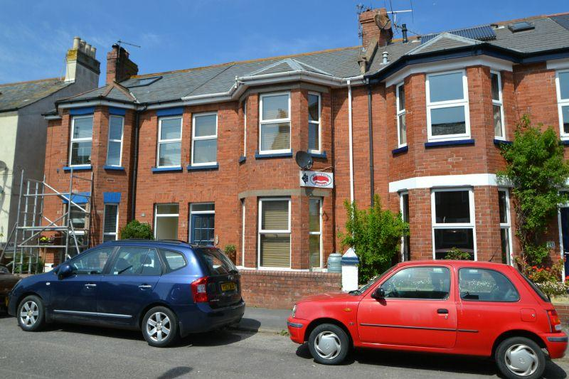 3 Bedrooms Terraced House for sale in CAMPERDOWN TERRACE, EXMOUTH, NR EXETER, DEVON