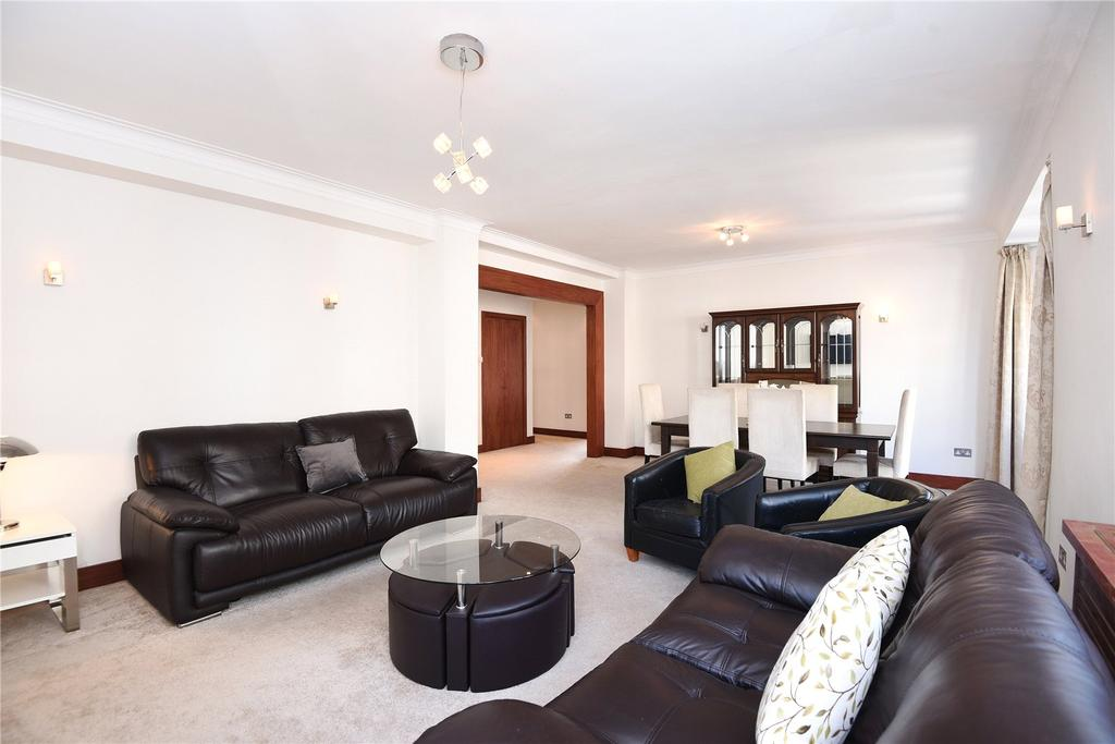 Marlborough court pembroke road london 3 bed house for The living room 20 10 17
