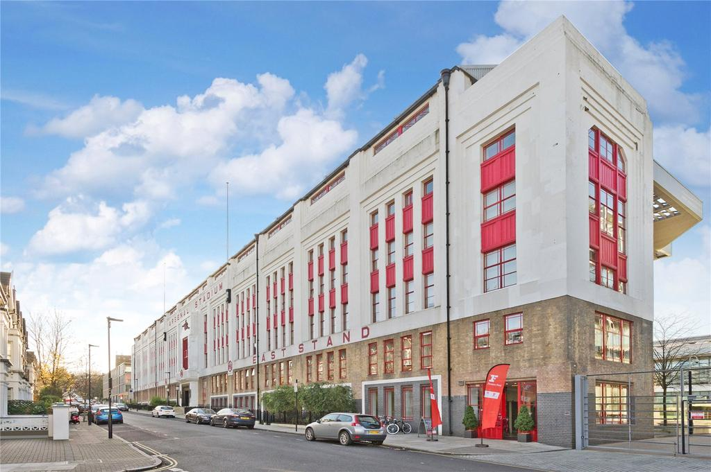 2 Bedrooms Flat for sale in Eaststand Apartments, Highbury Stadium Square, London