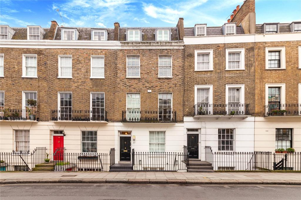 6 Bedrooms Terraced House for sale in Delancey Street, London