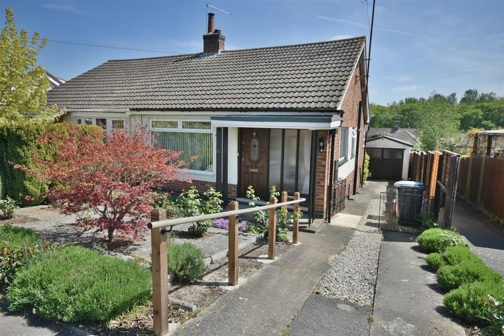 2 Bedrooms Bungalow for sale in Greenbank Avenue, Kettering