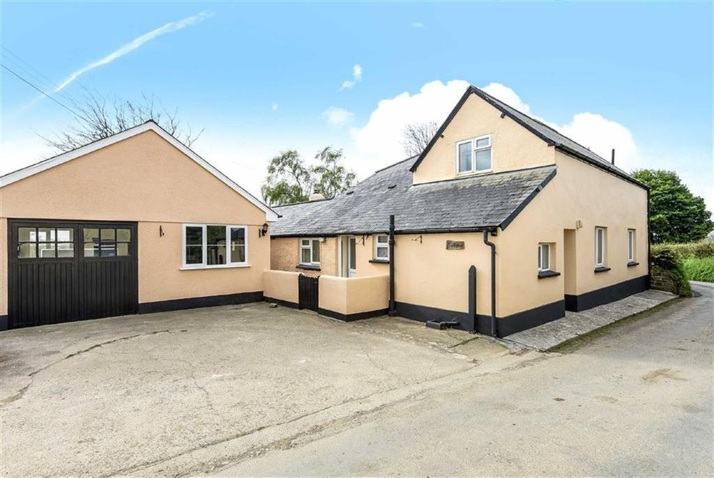 5 Bedrooms Detached House for sale in Five Lane End, Little Torrington, Torrington, Devon, EX38