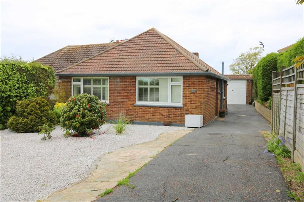 2 Bedrooms Semi Detached Bungalow for sale in Pine Avenue, Hastings