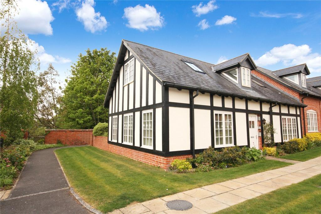 2 Bedrooms Semi Detached House for sale in Home Farm, Iwerne Minster, Blandford Forum, Dorset
