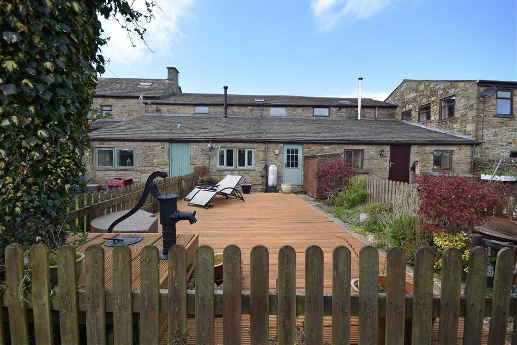 3 Bedrooms Barn Conversion Character Property for sale in Hollin Hall, Trawden, Lancashire