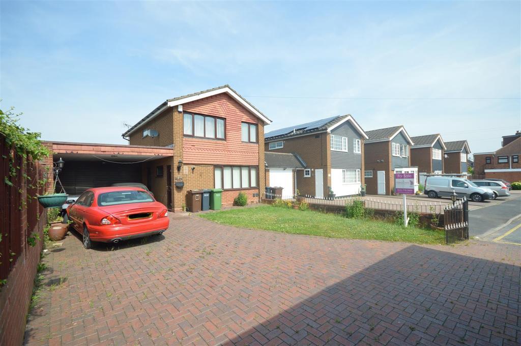 3 Bedrooms Detached House for sale in Elm Farm Avenue, Birmingham