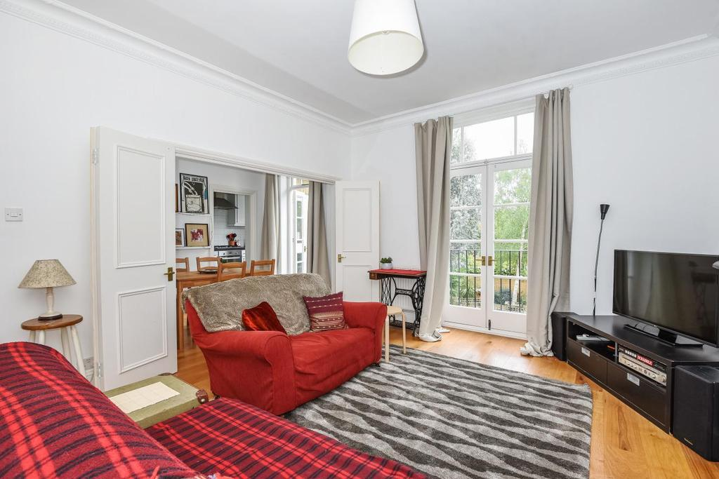 2 Bedrooms Flat for sale in Hornsey Rise, Crouch Hill, N19