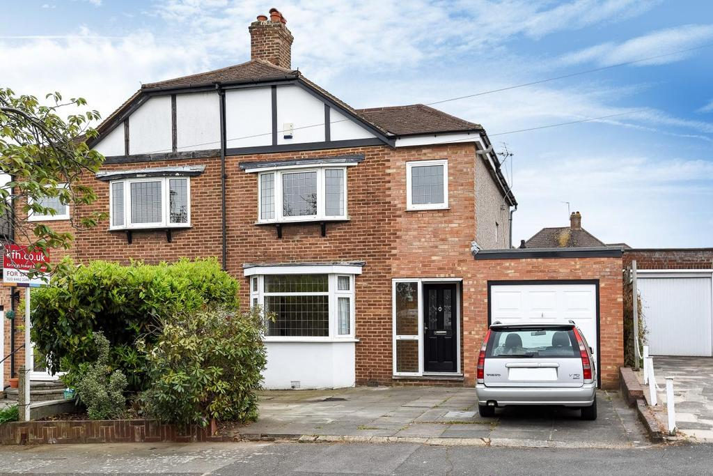 3 Bedrooms Semi Detached House for sale in Cherry Walk, Hayes