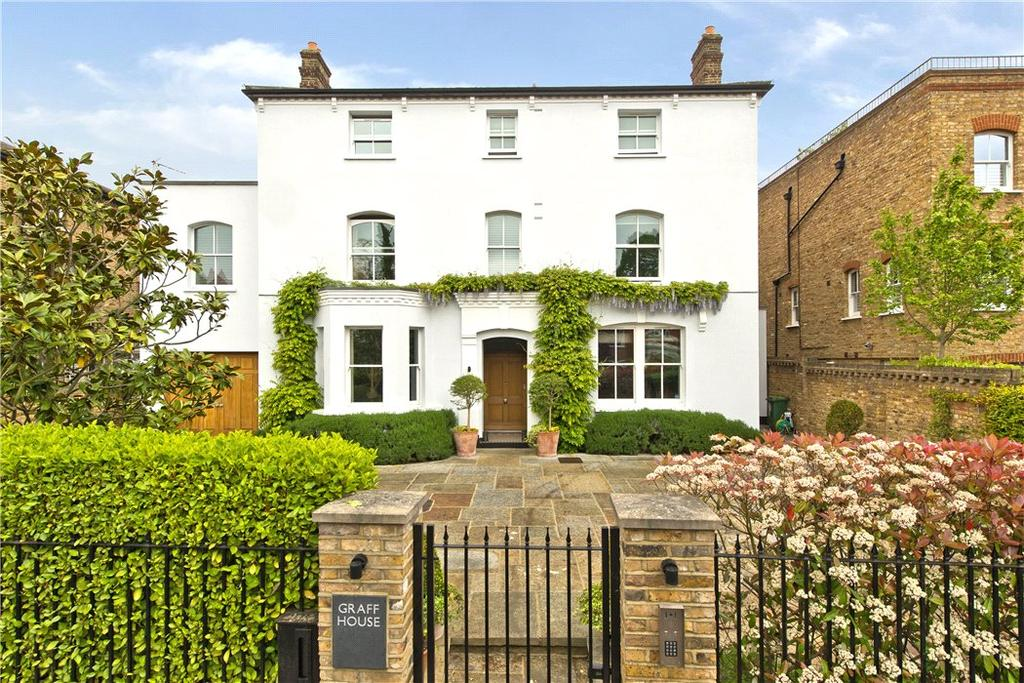 7 Bedrooms Detached House for sale in St. Georges Road, Richmond, Twickenham, TW1