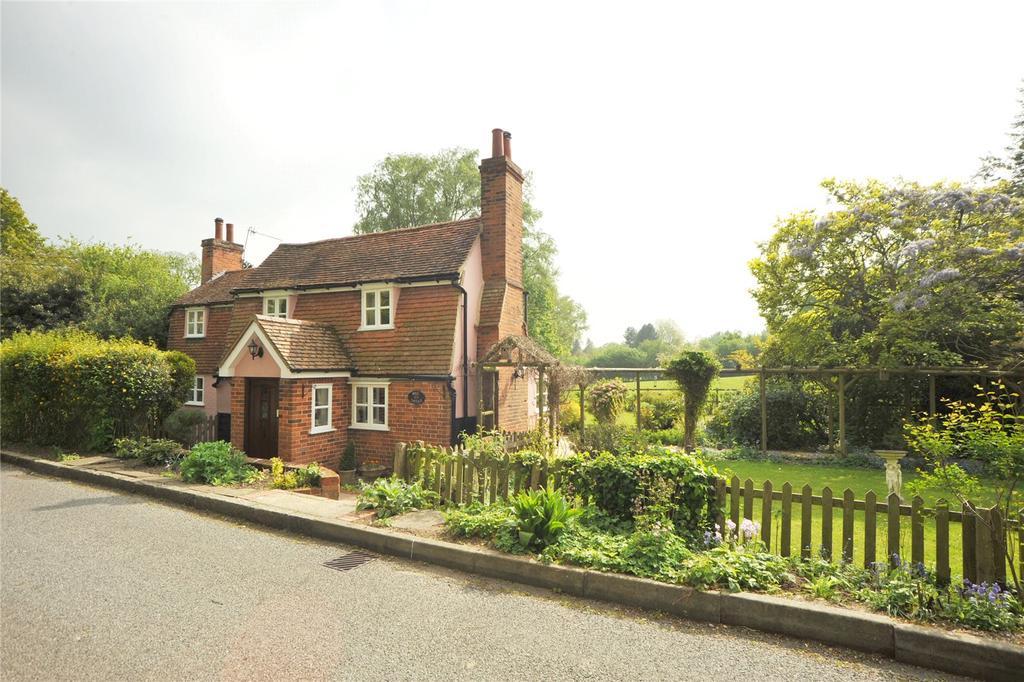 3 Bedrooms Detached House for sale in Beggar Hill, Fryerning, Ingatestone, Essex, CM4