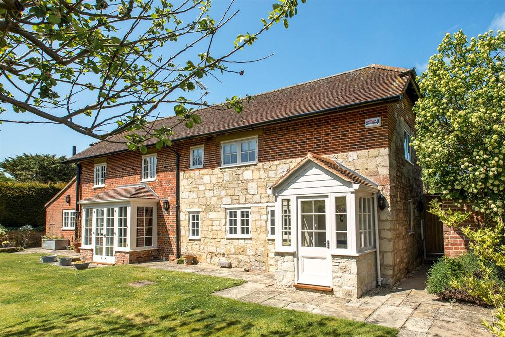 3 Bedrooms Detached House for sale in High Street, Hindon, Salisbury, Wiltshire, SP3