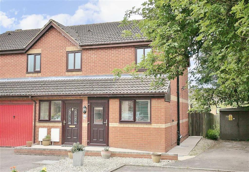 4 Bedrooms Semi Detached House for sale in Parklands, Banbury